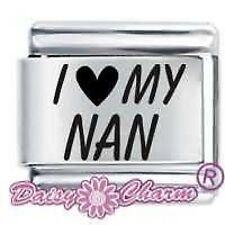 DAISY CHARM by JSC Italian Charm I LOVE MY NAN (L)