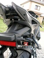 Schwarze LED Mini Blinker BMW S 1000 RR Heck plug&play smoked LED rear signals