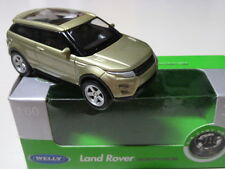 WELLY LAND RANGE ROVER EVOQUE 1/60