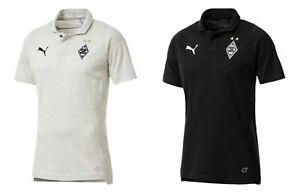 Puma BMG Borussia Mönchengladbach Casuale Poloshirt Polo Shirt 754132