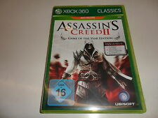 Xbox 360 Assassin 's Creed 2