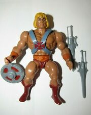 Masters of the Universe MOTU Super7 vintage He-Man complete excellent