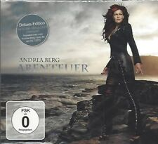 ANDREA BERG / ABENTEUER - LIMITED DELUXE EDITION * NEW CD+DVD 2011 * NEU *