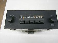 1985 Ford Escort EXP Mercury Lynx AM Push Button Radio E5AF-18806-AA FOMOCO 49F
