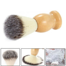 Pure Badgers Hair Removal Beard Shaving Brush Mens Shave Cosmetic Tools Nylon