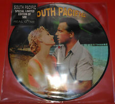 LP SOUTH PACIFIC - PICTURE DISC - SOUNDTRACK - NUOVO NEW