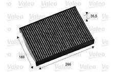 VALEO Filtro, aire habitáculo PEUGEOT 508 715673