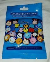 Disney Pins Tsum Tsum  MYSTERY PIN PACK (5) 1st series Sealed
