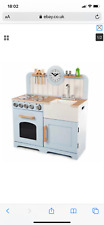 Tidlo T0219 Wooden Country Play Kitchen Brand New Role Play