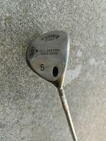 Callaway Big Bertha War Bird Driver #5 Right Hand S2H2 Graphite Shaft Golf Club
