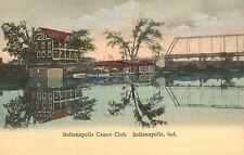 Indianapolis,Indiana,Canoe Club,c.1901-06