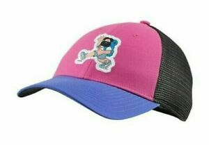 NEW Nike Legacy91 Hiker Snapback Hat CZ1081-623 Unisex OSFM Black/Pink/Purple