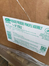 """Zurn Wilkins 1 1/4"""" 975XL2 Reduced Pressure Principle Assembly Lead Free"""