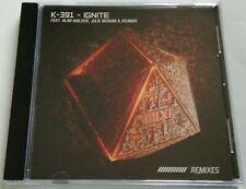 Alan Walker & K-391 - Ignite. Remixes (CD, Maxi-Single, Promo, 10 tracks) 2018
