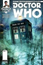 DOCTOR WHO 11TH #3 (2014) 1ST PRINTING  SUBSCRIPTION PHOTO VARIANT COVER