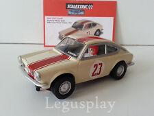 Slot SCX Scalextric Altaya Seat 850 TC Rallye GP Oviedo 1967 N# 23