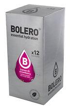 Bolero Drink - Banane&Erdbeere mit Stevia (12er Pack)