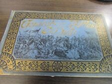 GENERALS AND BATTLES OF THE CIVIL WAR - 1891- VERY GOOD - GREAT ILLUSTRATIONS