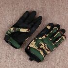 07's series China PLA Specia Force Digital Camouflage Combat Tactical Gloves