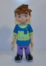 "2004 Kevin 6.5"" Animated Mattel Action Figure DC Comics Superman Krypto"