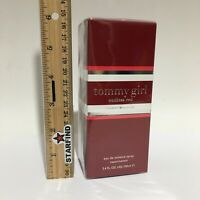 Tommy Girl Endless Red Tommy Hilfiger Eau De Toilette Spray 3.4 oz NIB SEE...