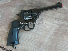 Replica Webley Mark IV Revolver Prop Gun Indiana Jones Torchwood Capt. Jack