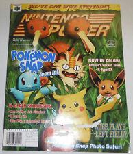 Nintendo Power Magazine Pokemon Snap June 1999 090114R