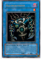 YuGiOh Relinquished - SDP-001 - Ultra Rare - 1st Edition Heavily Played