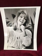 Heather Locklear Type 1 Press Publication Photo By Janet Macoska Hand Printed