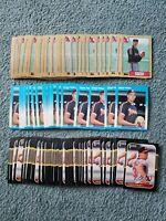 Chuck Finley Baseball Card Mixed Lot approx 442 cards