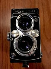 Yashica D Copal MXV Camera with Yashikor 80mm 1:3.5 lenses Made in Japan