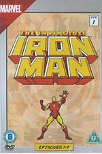 The Invincible Iron Man Vol.1 [DVD][Region 2]
