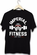 Storm Trooper Imperial Fitness Star Wars Inspired Gym Work Out Training T-Shirt