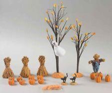 "* Dept 56 Snow Village Halloween ""Halloween Accessories"", Set Of 22 - Nib *"
