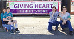 The Giving Heart Thrift Store
