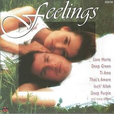 Feelings Leo Sayer, Phill Collins, Dean Martin, Charles Aznavour [CD]