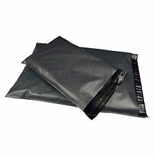 "100 X bolsas Postal De Correo Gris Grande 10"" X 14"" - 250 X 350mm Entrega gratuita"