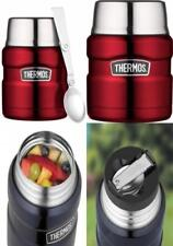 Thermos Porte-aliments 0.45 L Rouge - King