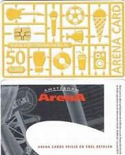 Arenakaart A112-03 50 euro: Zomer 2010