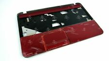 Toshiba Laptop Top Case Palmrest with Touchpad Red V000272220
