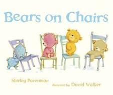 Bears on Chairs by Shirley Parenteau (Hardback, 2009) New Book