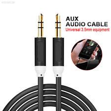 1.5m Univresal 3.5mm Car AUX Male To Male Audio Line AUX Cable Audio Cable