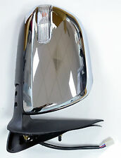 Toyota Hilux Mk7 2.5TD/3.0TD Door/Wing Mirror Chrome Electric R/H O/S - 2012>On