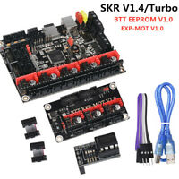 BIGTREETECH SKR V1.4 SKR V1.4 Turbo Main Board+TMC2209/TMC2208/EXP-MOT For CR10