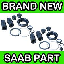 Saab 9000 (85-98) Rear Brake Caliper Repair / Rebuild Kits (Both Sides)