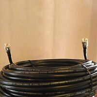 US MADE Times Microwave LMR-400 Cable PL-259 RF CB  75ft