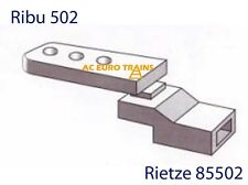 Kupplung/Coupler Adapter NEM 362 Pocket Ribu 502 Rietze 85502 >>IN STOCK<<