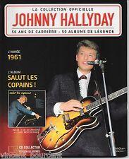 La Collection Officielle Hallyday - Année 1961 - L'album Salut les copains!