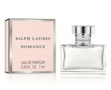 Ralph Lauren Romance Perfume EDP Deluxe/Mini 0.25 fl oz 7 ml New NIB COLLECTIBLE