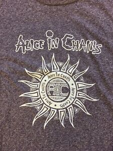 Alice In Chains T-Shirt XL Never Worn Earth Positive Organic Cotton